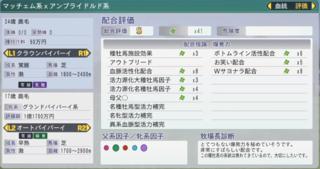 20163週目 2014シェスキイ産駒〆配合完成配合評価.PNG