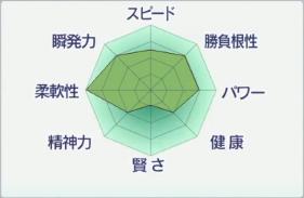 2017お勧め繁殖牝馬マジックエクスプレス能力.PNG