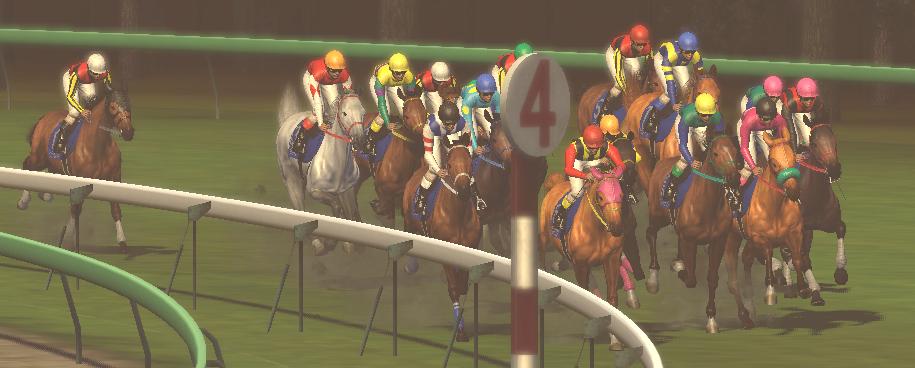 2012有馬記念4コーナー