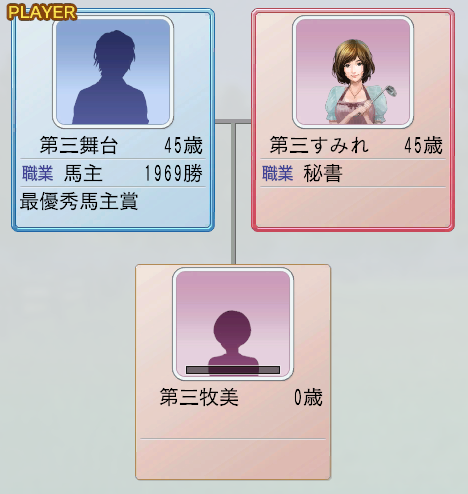 20151周目 2007 長女=ぼくみ!2