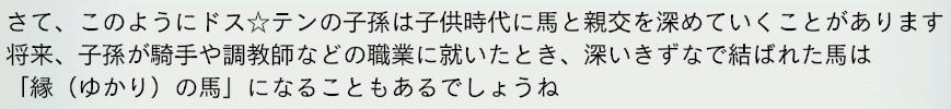 2015 1周目 2013 牧美幼駒出産立ち会い6